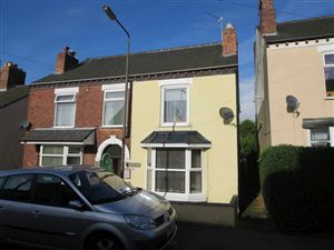 Property in Princess Street, Castle Gresley