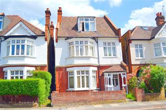 Property in Home Park Road, London SW19