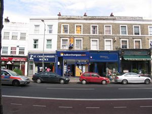 Property in Lordship Lane, London SE22