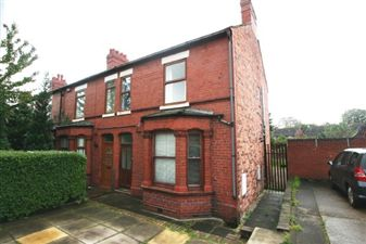 Property in Vicars Cross Rd Chester