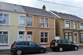 Property in Ammanford Town