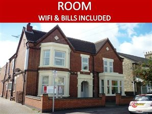 Property in Furnished Ensuite Room - The Lindens, Limetree Avenue, Peterborough