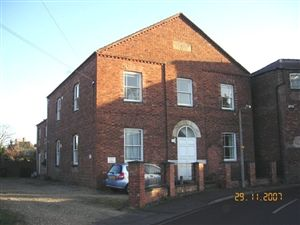 Property image of home to let in The Old Chapel, Horncastle