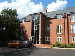Property in Woodville Court, Coventry Road, Warwick