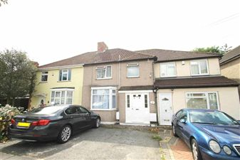 Property in Halsbury Road East, Northolt, Middlesex