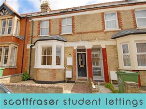 Property in Warneford Road, Oxford,