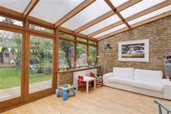 Property in Greencroft Gardens, South Hampstead, London, NW6